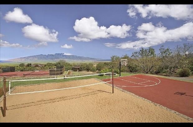 maui basketball court