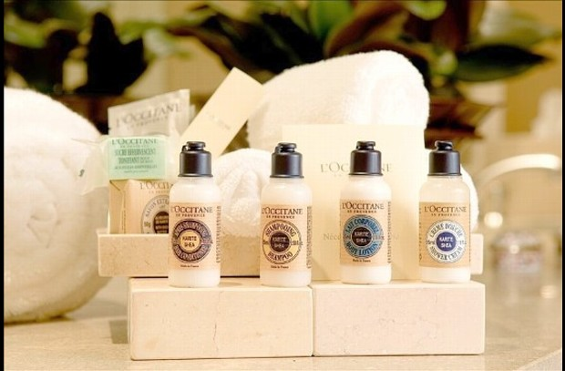 L'Occitane Bathroom Supplies